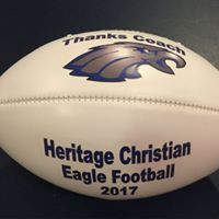 Custom made personalized footballs