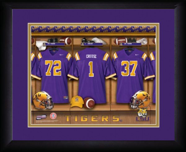 LSU Sample Art
