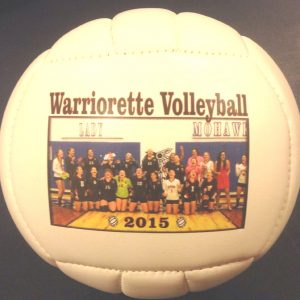Custom Made Personalized Volleyballs