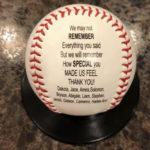 Baseball Text Website