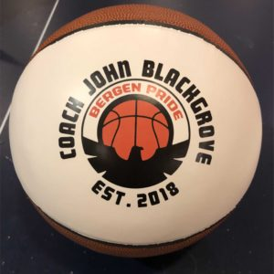 Full Size Personalized Basketball