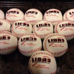 Single Side Baseballs Camp Balls